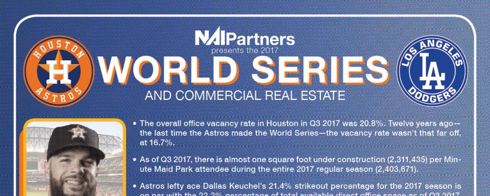 NAI Partners Presents the 2017 World Series and Commercial Real Estate