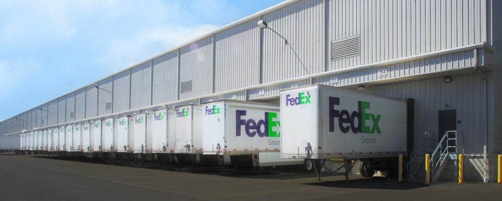 Houston Industrial Commercial Real Estate Economic Data Fed Ex Distribution Center