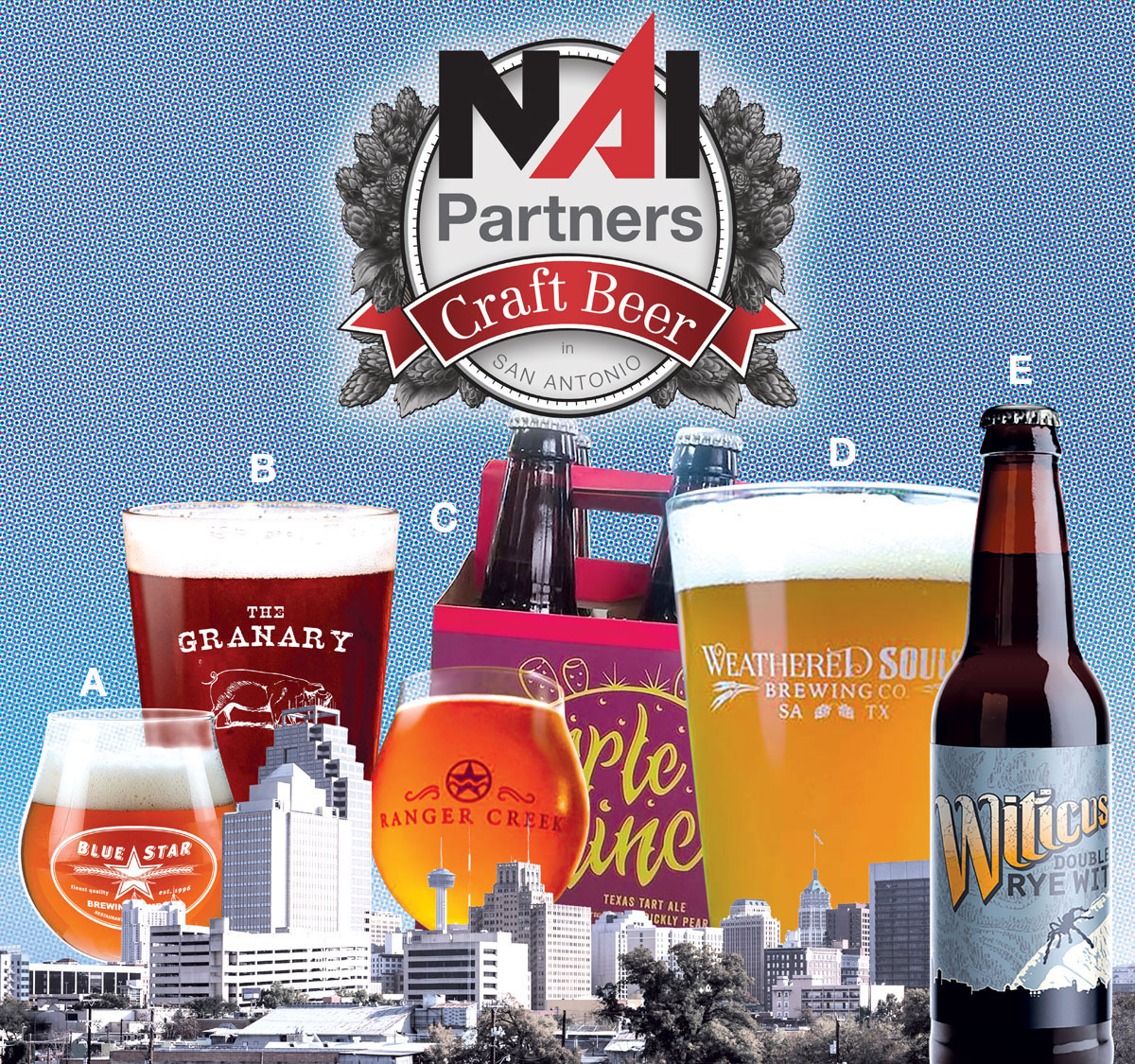 craft beer in san antonio nai partners