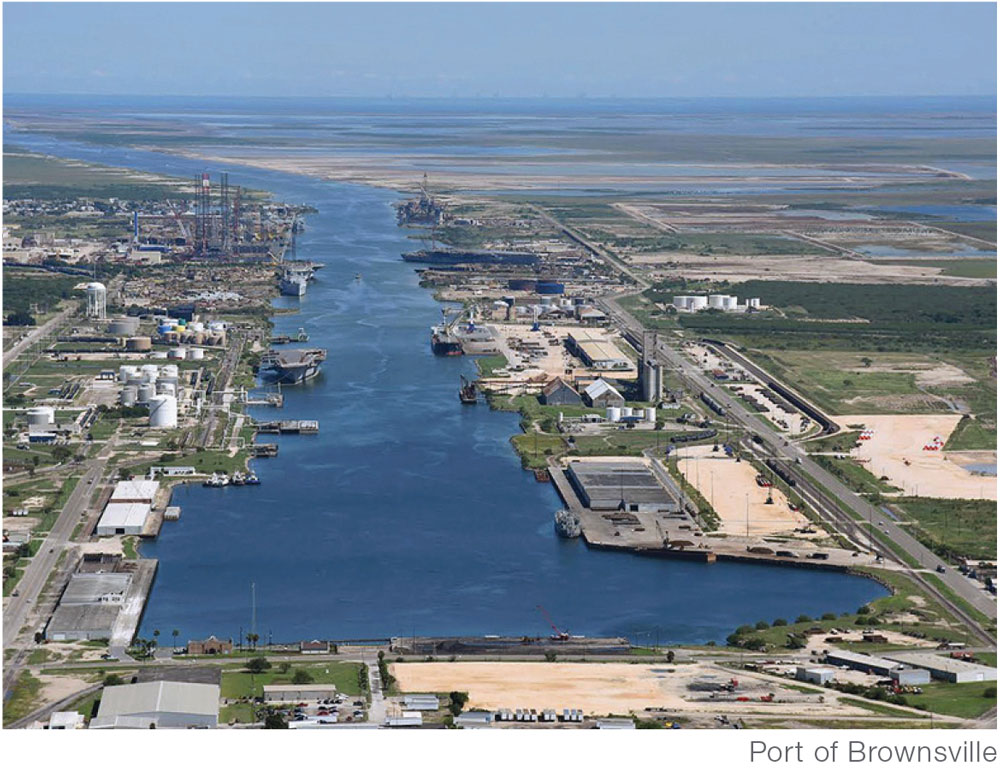 Texas Ports Market Insight Commercial Real Estate Economic Data and Information