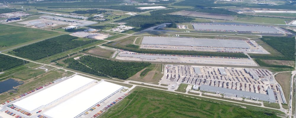 TGS Cedar Port Houston Industrial Snapshot Commercial Real Estate Economic Data