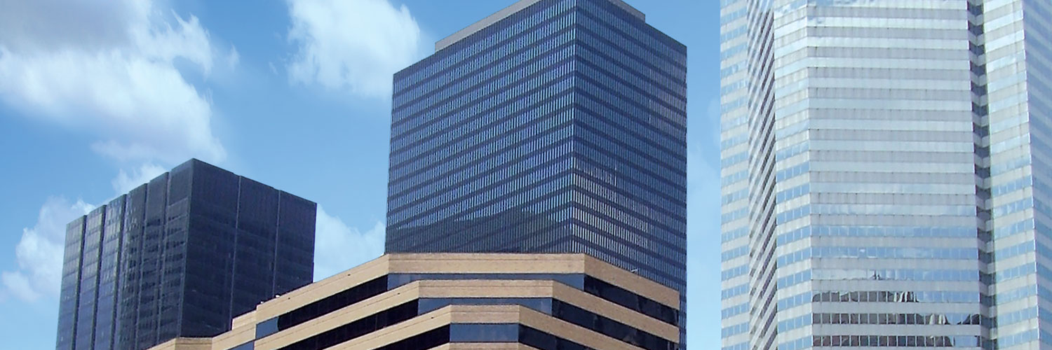 Houston Center Downtown | Houston Office Snapshot Commercial Real Estate Economic Data and Information