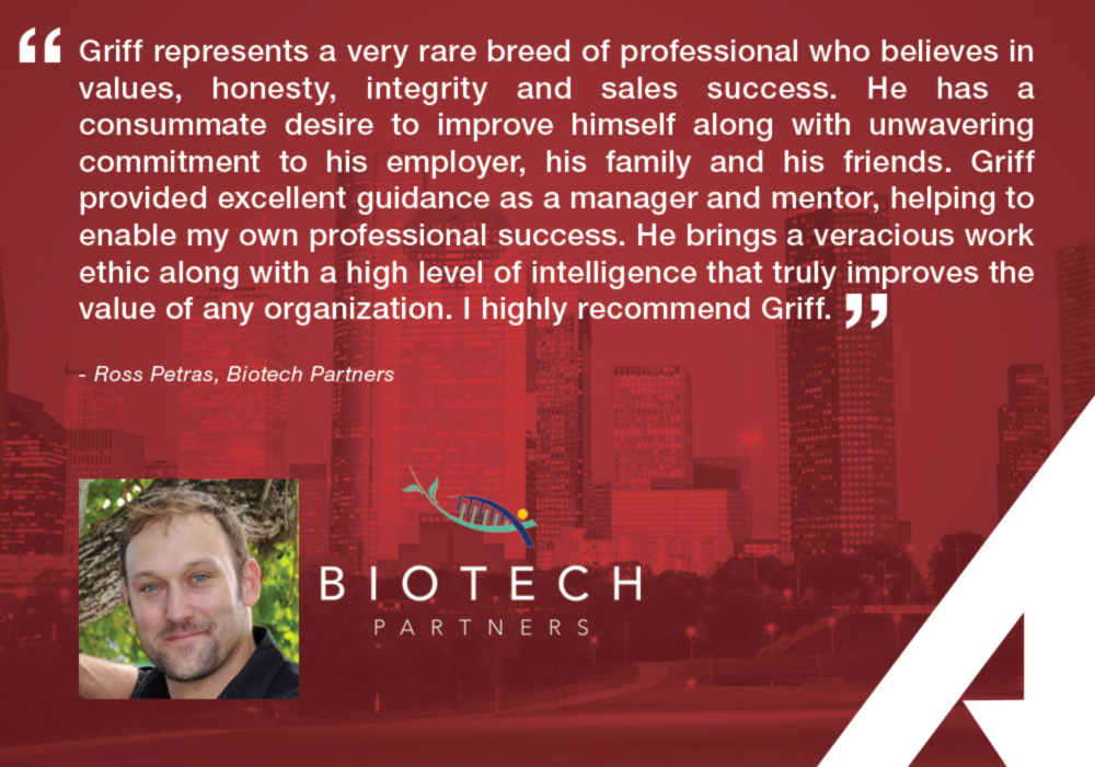 Client Testimonial | Griff Bandy | Ross Petras