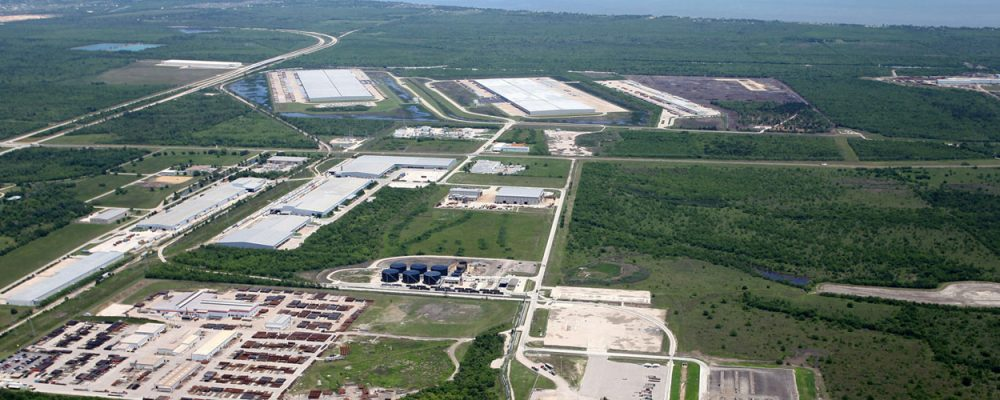 Houston Industrial Commercial Real Estate Quarterly Report Economic Data and Information Cedar Crossing