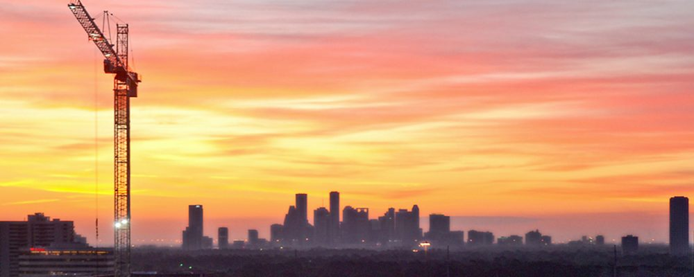 Houston Sunrise Commercial Real Estate Q4 2017 Quarterly Report Economic Data and Information