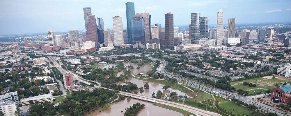 Houston Commercial Real Estate Market Insight Harris County's Amended Floodplain Regulations 2018