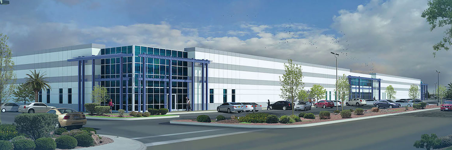 Austin Industrial Commercial Real Estate Quarterly Report Q1 2018 - Innovation Business Park