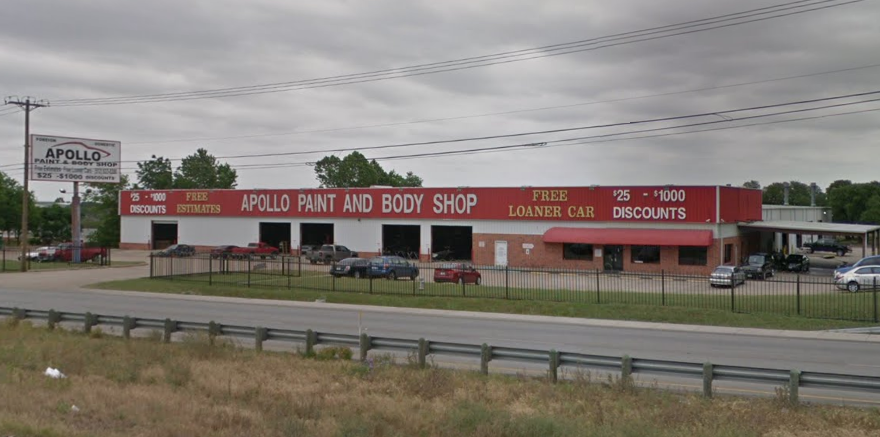 apollo paint and body shop on i 35 sold by nai partners austin On apollo body and paint austin tx