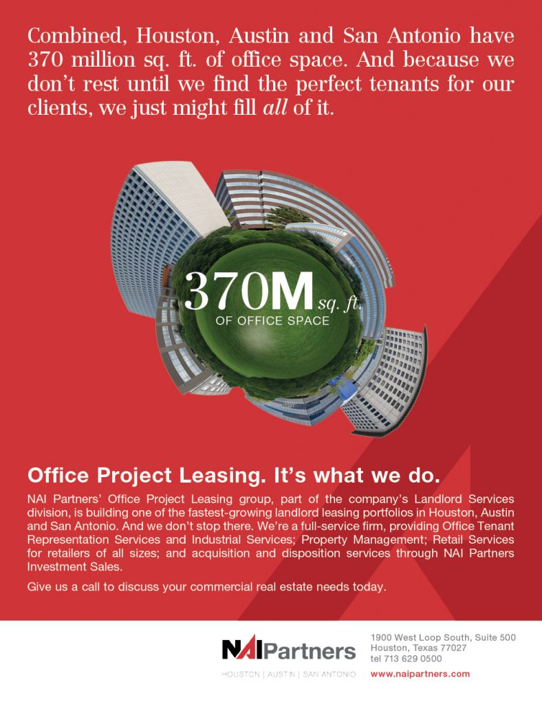 Office Project Leasing