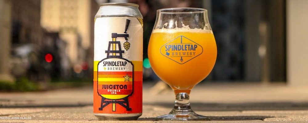 Houston Commercial Real Estate Market Insight Craft Beer and Breweries Spindletap - Juiceton Double IPA
