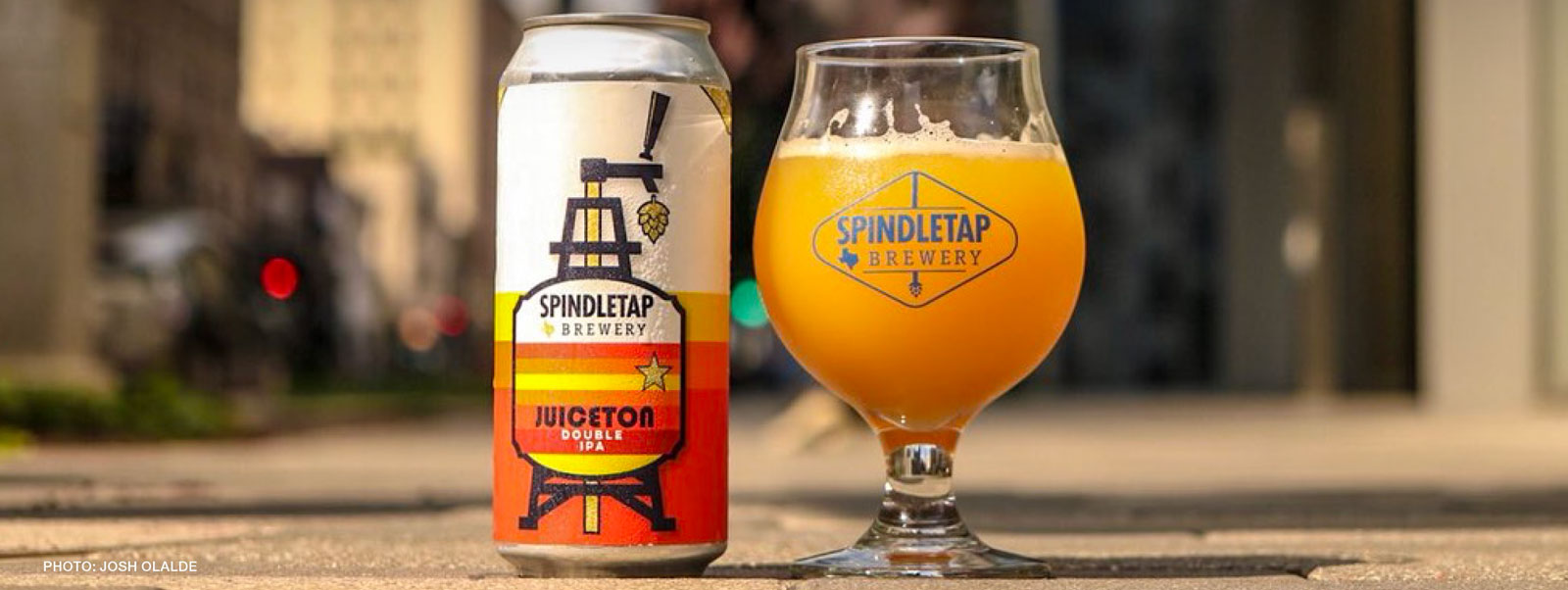 Houston Commercial Real Estate Market Insight craft breweries Spindletap - Juiceton Double IPA beer