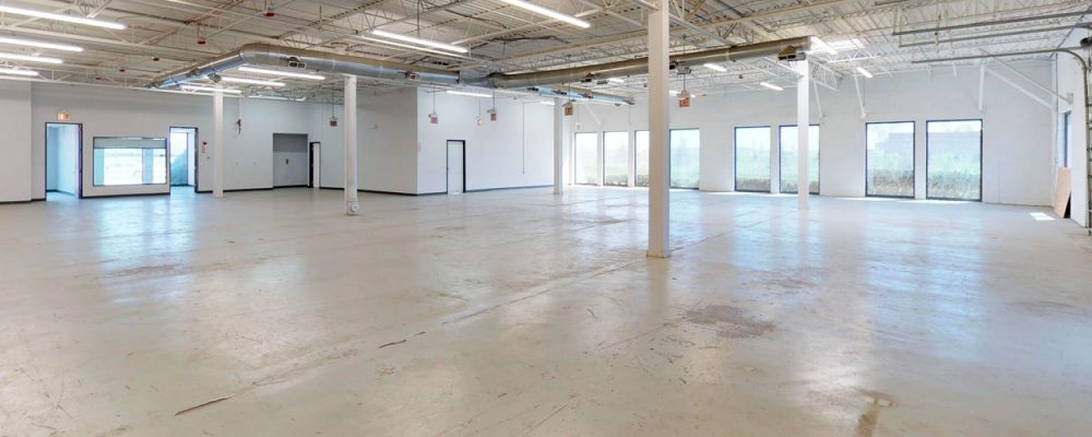Austin Industrial Commercial Real Estate Market Monthly Economic Data and Information - Flex space warehouse and offices