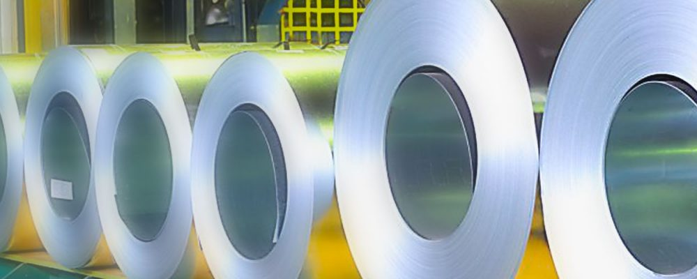 Houston Industrial Commercial Real Estate Market Economic Data and Information - manufacturing steel and aluminum rolls