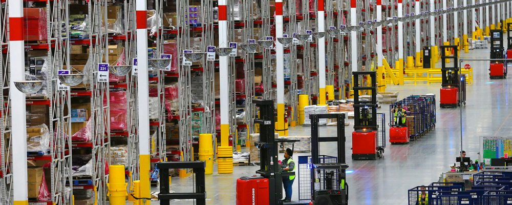 Houston Industrial Market Snapshot Commercial Real Estate Economic Data and Information - Distribution Warehouse Space