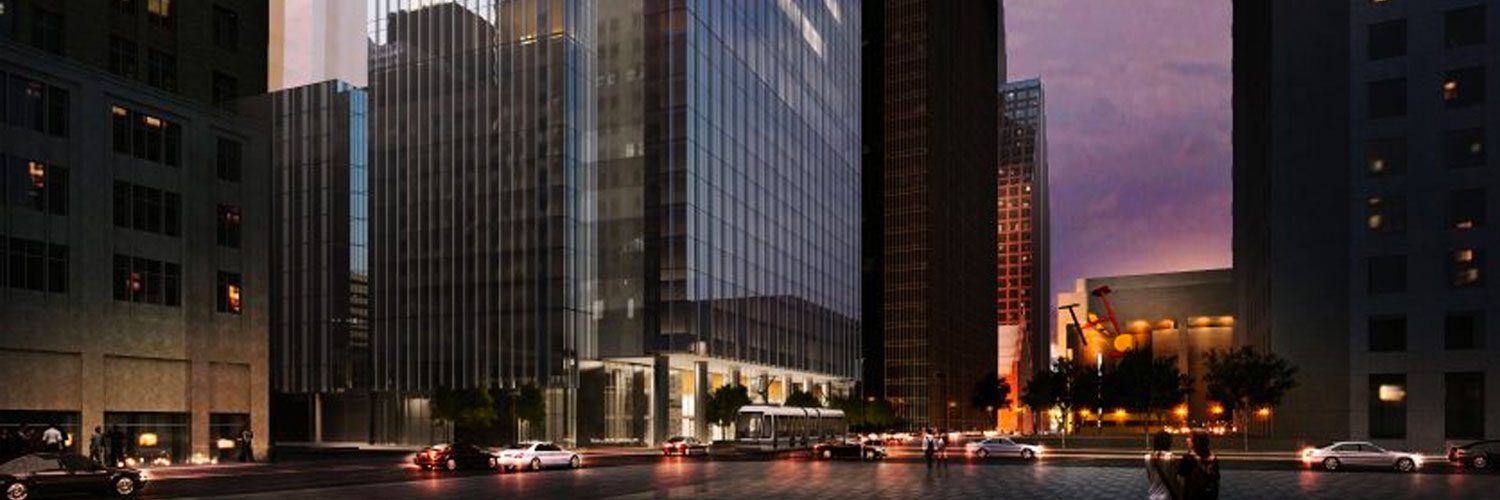 Houston Office Market Commercial Real Estate Economic Data and Information - Capital Tower 800 Capitol Ave.781,000 sq. ft.