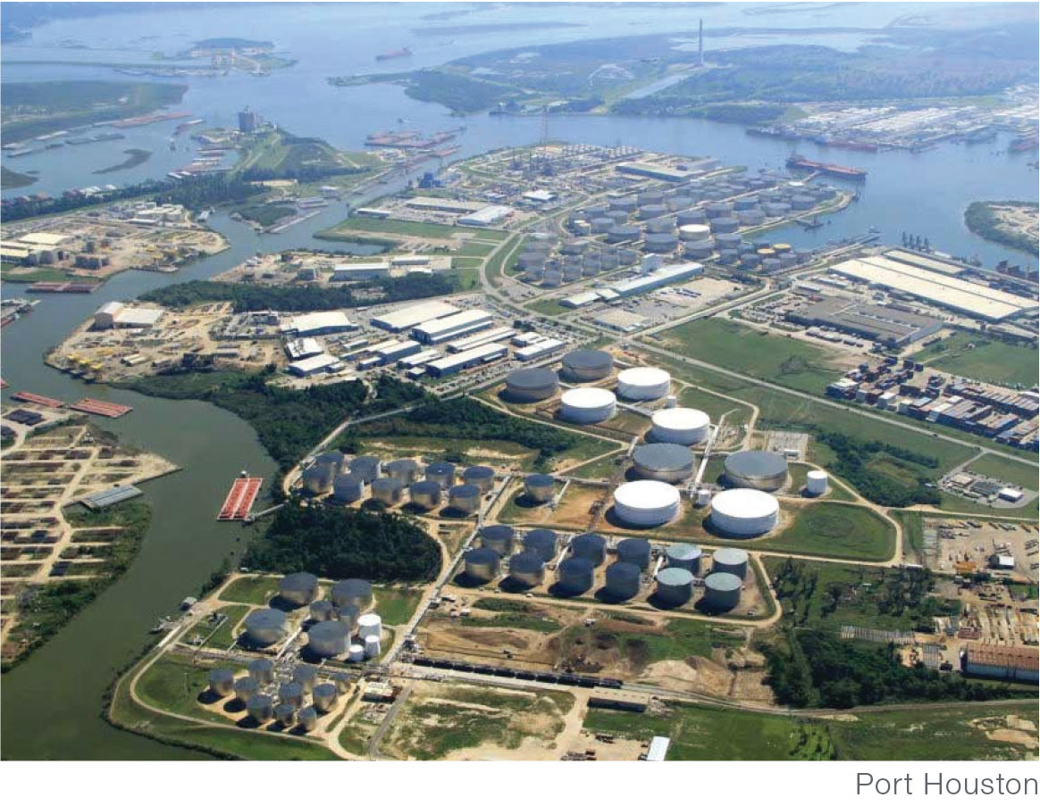 Houston Industrial Market Commercial Real Estate Economic Data and Information - Port of Houston