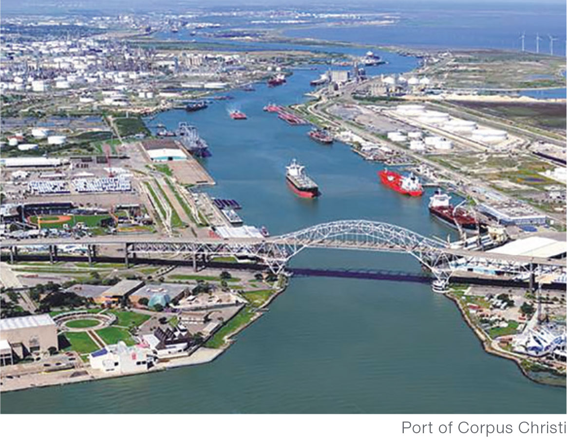 Houston Industrial Market Commercial Real Estate Economic Data and Information - Port of Corpus Christi