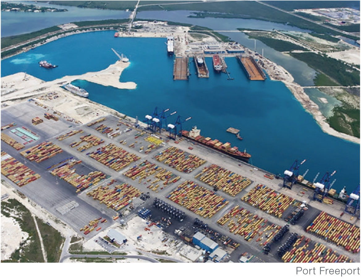 Houston Industrial Market Commercial Real Estate Economic Data and Information - Port of Freeport