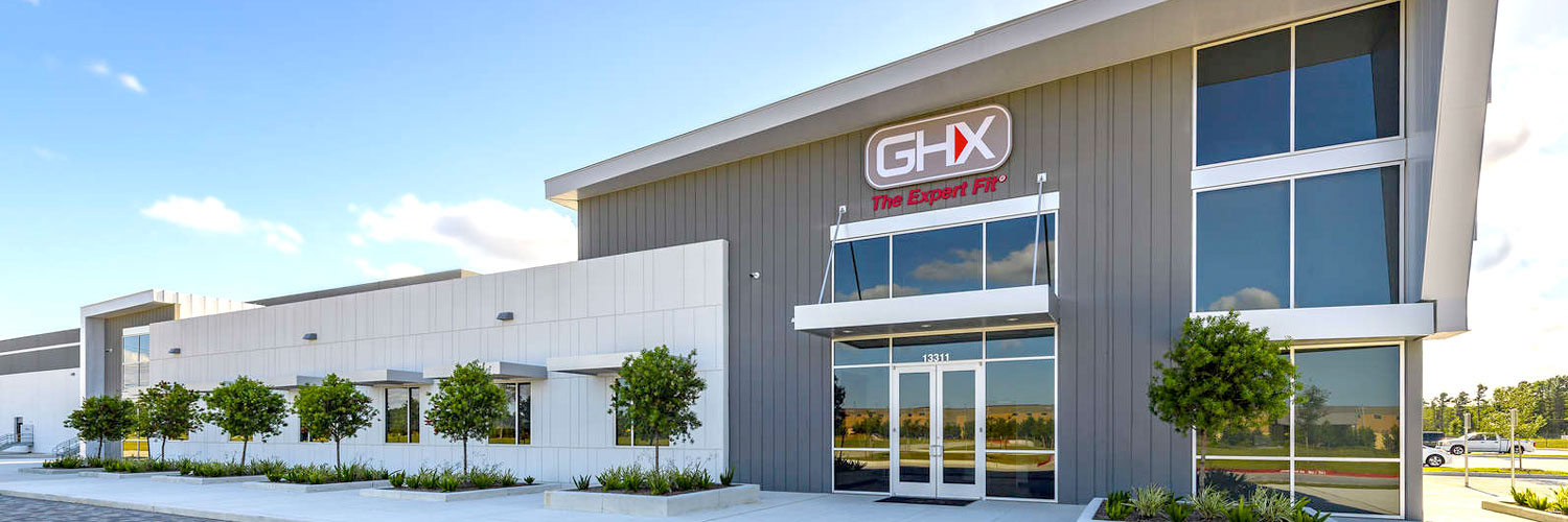 Houston Industrial Northeast Submarket Spotlight Commercial Real Estate Market Data and Economic Information - GHX Industrial Headquarters Lockwood Business Park