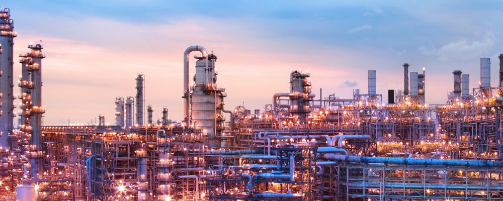 Houston Industrial Southeast Submarket Spotlight Commercial Real Estate Market Data and Economic Information - Petrochemical Plant