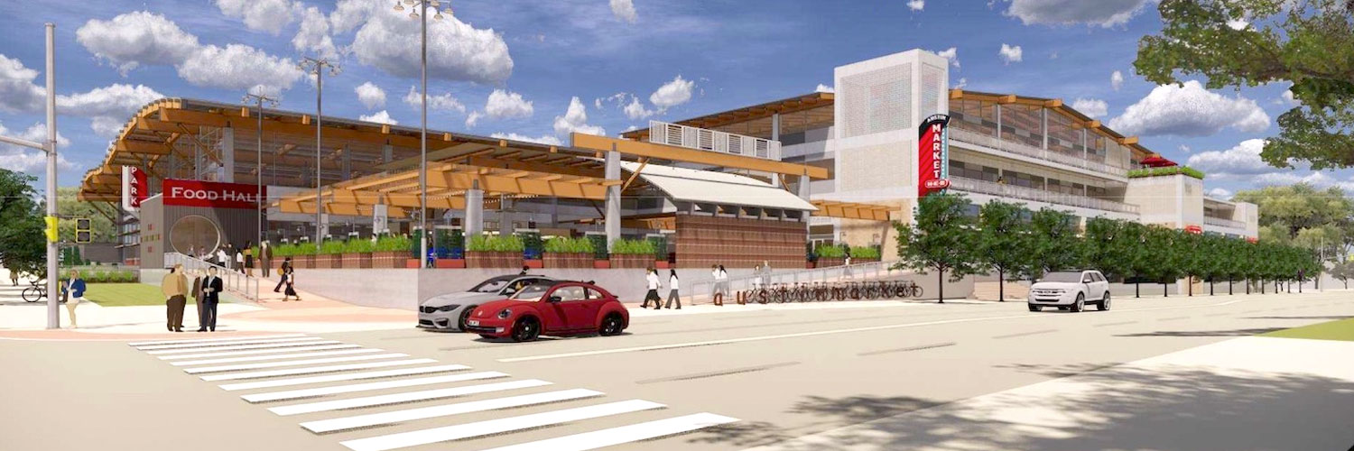 Austin Retail Commercial Real Estate Market Data and Economic Information - Twin Oaks Shopping Center H-E-B Oltorff