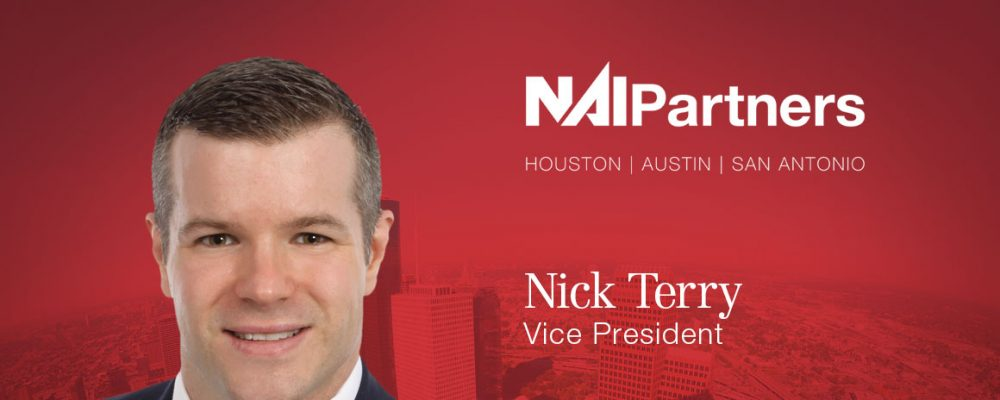 Nick Terry promoted to Vice President