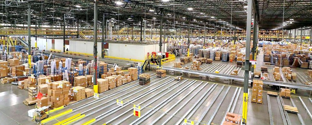 Austin Industrial Commercial Real Estate Market Data and Economic Information - Home Depot Distribution Center Industrial Park