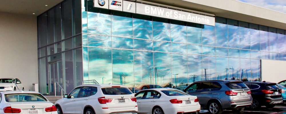 San Antonio Retail Commercial Real Estate Market Data and Economic Information - Principle Auto BMW and MINI Cooper Car Dealership