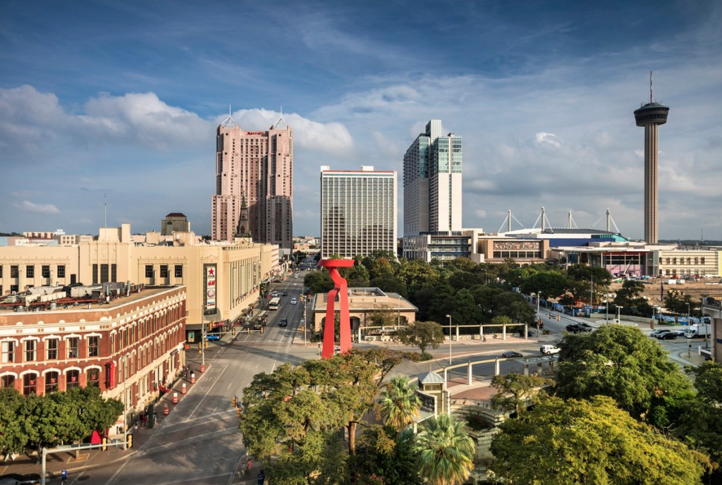 office leases in San Antonio